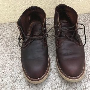 Red Wing Heritage Chukka 3141